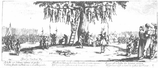 「カロ」の描いた30年戦争