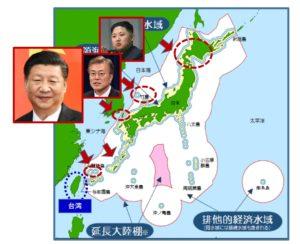 日本への脅威