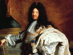 「太陽王」ルイ14世