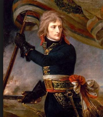 革命の申し子 ナポレオンボナパルト