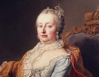 オーストリア女帝 マリア-テレジア