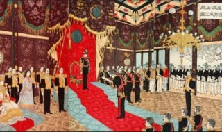 大日本帝国憲法発布