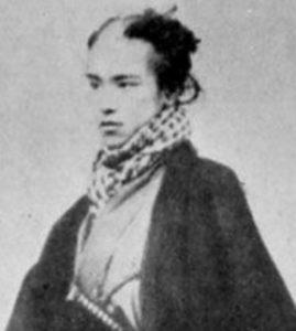 若い頃の桂太郎