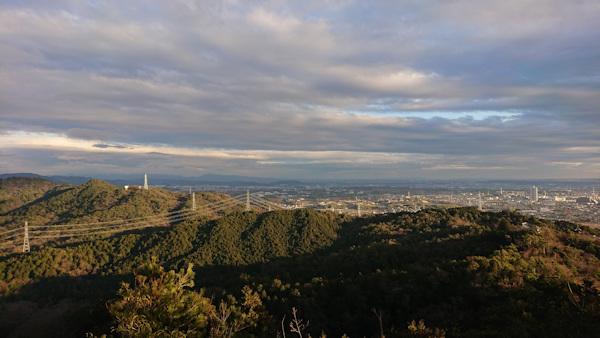 本宮からの風景