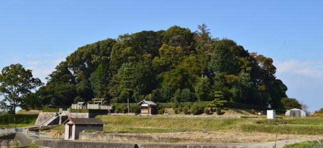推古天皇陵(山田高塚古墳)