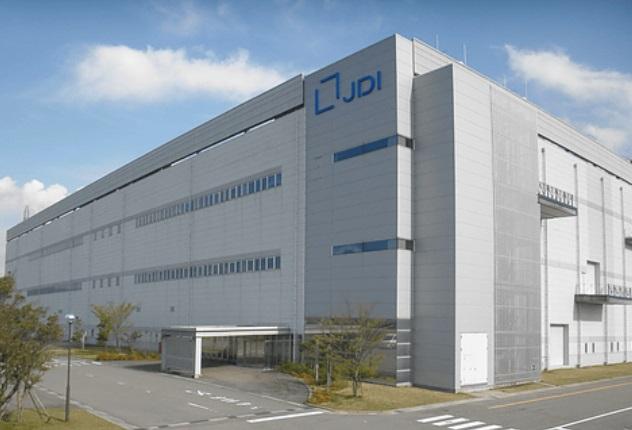 ジャパンディスプレイ(工場)