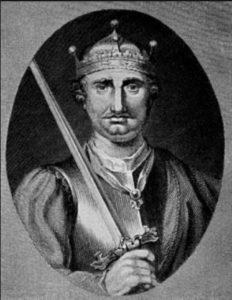「征服王」ウィリアム一世