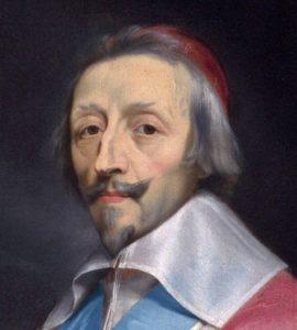 フランス宰相 リシュリュー