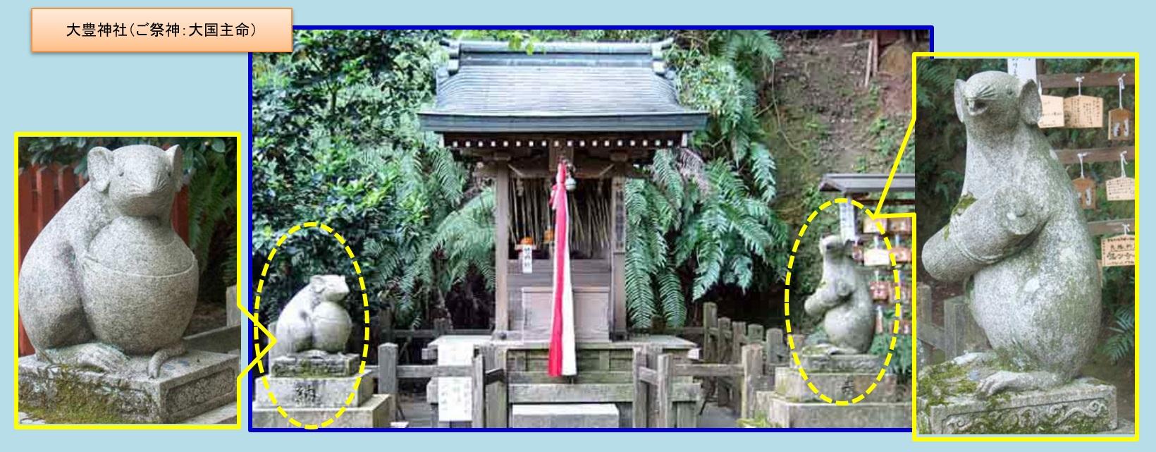京都の大豊(おおとよ)神社