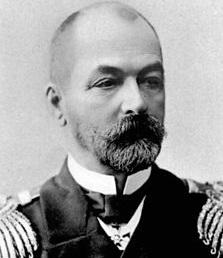ロジェストヴェンスキー司令長官