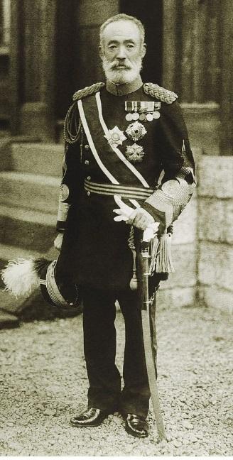 乃木希典大将