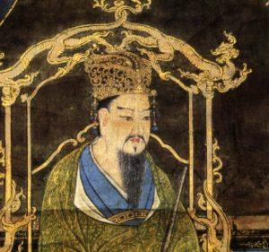 第50代天皇陛下 桓武天皇