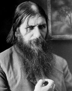 ラスプーチン(1916年)(Wikipediaより)