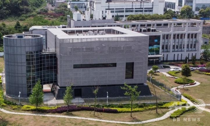 武漢P4ウィルス研究所