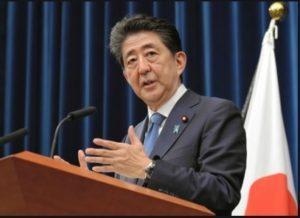 8/28安倍首相辞任表明