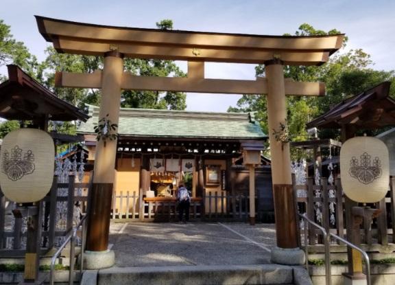 名古屋市中村区の豊国神社