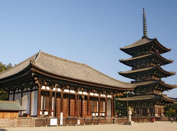 奈良の興福寺
