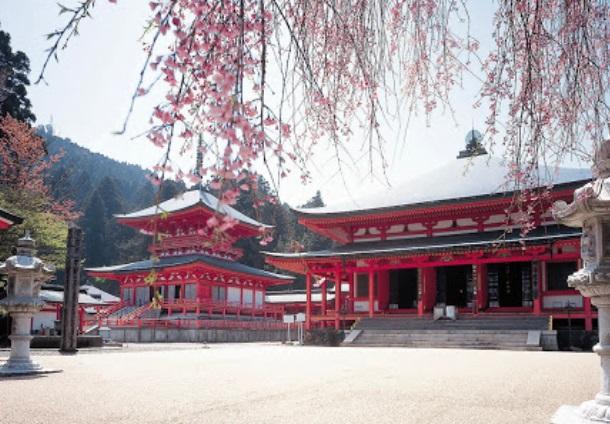 天台宗の比叡山延暦寺
