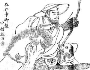 坂上田村麻呂(Wikipediaより)