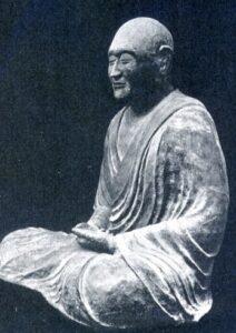 唐招提寺の鑑真像