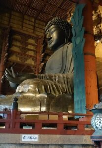奈良市 東大寺の大仏