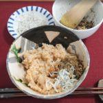 我が家の「玄米」と手製のふりかけ!